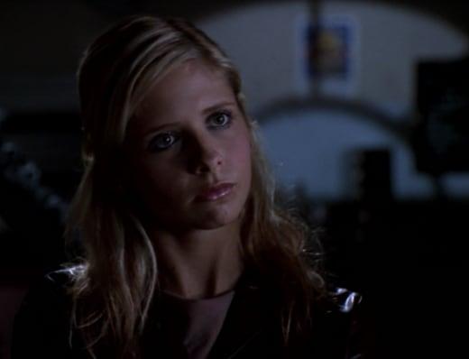 Buffy's Death Stare - Buffy the Vampire Slayer Season 3 Episode 19