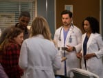 Arizona and Maluca on the Case - Grey's Anatomy Season 14 Episode 22