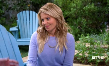 "Fuller House Star Candace Cameron Bure Reveals ""Disappointment"" Over Cancellation"