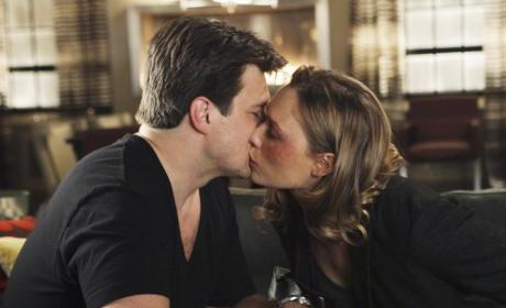 Castle Kissing