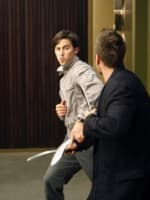 Peter in a Fight
