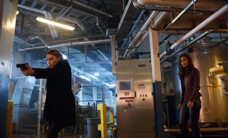 Teamed up - Lucifer Season 1 Episode 13