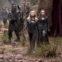 What's Ahead? - The 100 Season 2 Episode 14