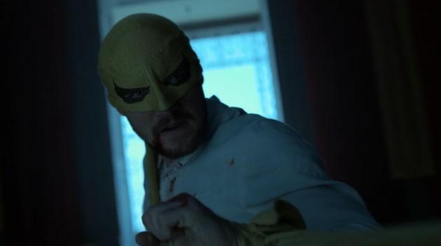 The Iron Fist - Iron Fist Season 2 Episode 2