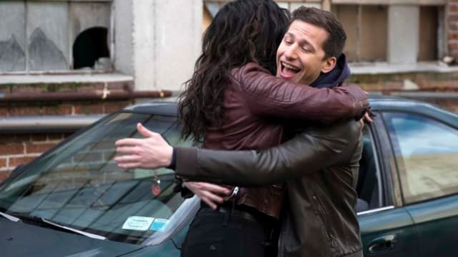 Jake and Rosa - Brooklyn Nine-Nine