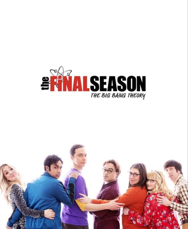 The Big Bang Theory Final Season Poster
