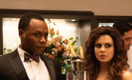 A Devastating Discovery - Tall  - iZombie Season 5 Episode 12