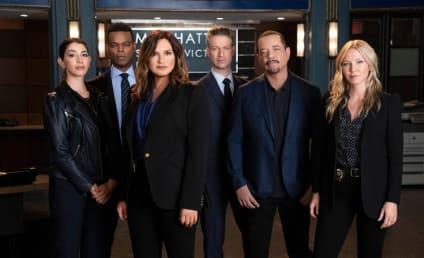 Law & Order SVU Star Responds to Firing Ahead of Season 23