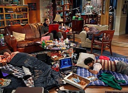 Watch The Big Bang Theory Season 5 Episode 19 Online