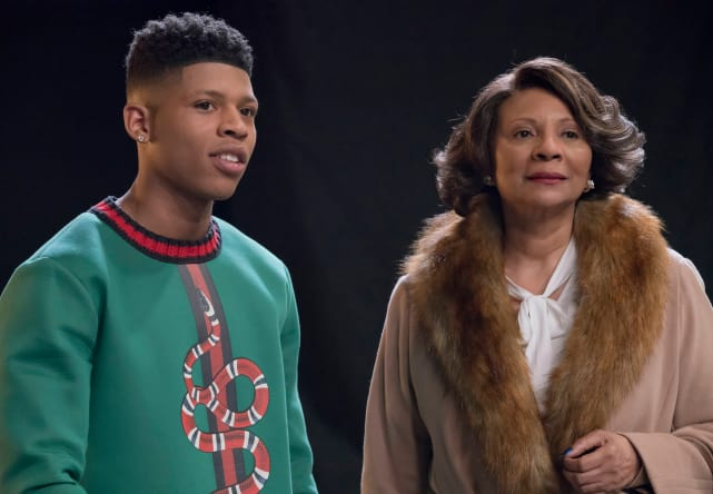 Like grandmother, like grandson? - Empire Season 3 Episode 11