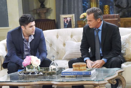 Sonny's Legal Problems - Days of Our Lives