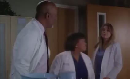 Grey's Anatomy Sneak Peek: Sister, Sister ...