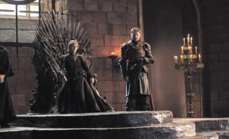 Siblings/Lovers Unite - Game of Thrones