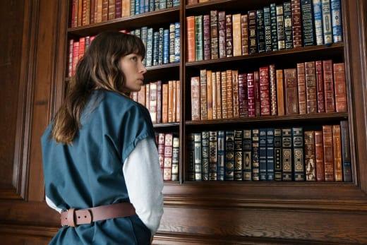 The Library - The Sinner Season 1 Episode 6