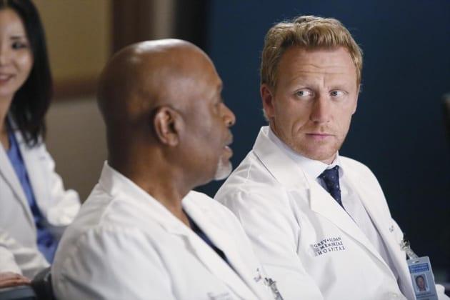 Really, Richard? - Grey's Anatomy Season 11 Episode 13