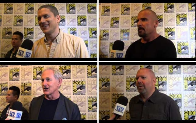 Wentworth miller previews dcs legends of tomorrow