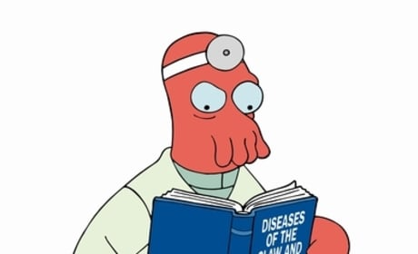 Dr. Zoidberg Picture