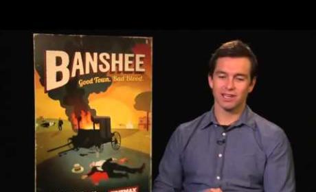 Banshee Interview: Antony Starr