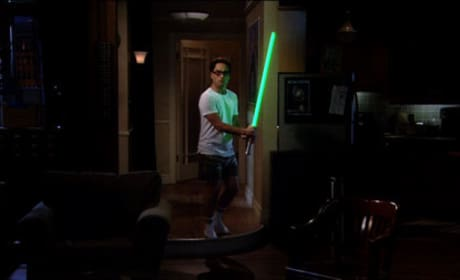 Leonard Enters the Dark