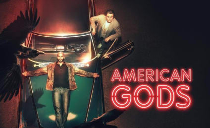 American Gods (Finally!) Gets Season 2 Premiere Date!