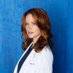 Sarah Drew as Dr. April Kepner