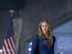 Supergirl's Big Fight