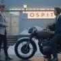 Jughead's Motorcycle - Riverdale Season 2 Episode 1