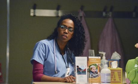 Grey's Season Nine Finale Pic
