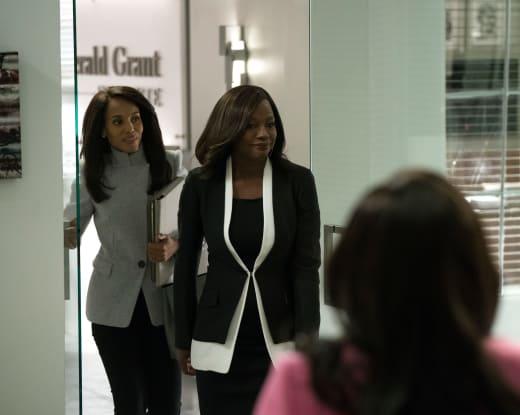 We're Here! - Scandal Season 7 Episode 12