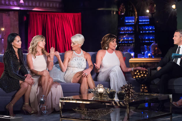 Watch The Real Housewives of New York City Season 8