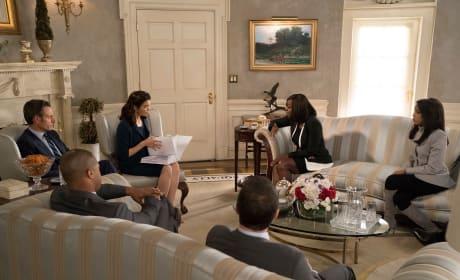 What's The Plan? - Scandal Season 7 Episode 12