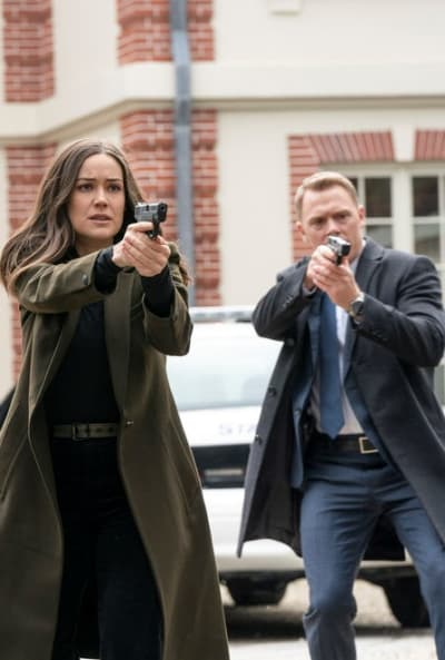 On the Hunt - The Blacklist Season 7 Episode 11