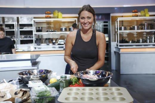 Renee Maynard on The Taste Season 3 Episode 1