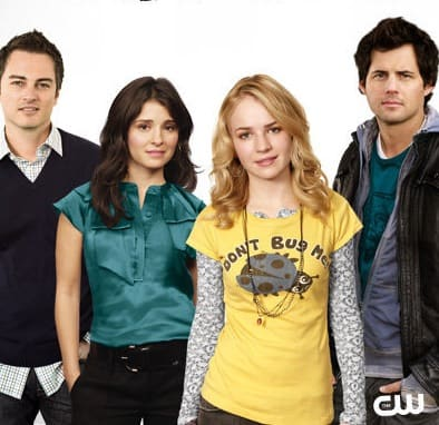 Life UneXpected Cast Pic