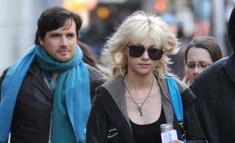 Is That Courtney Love?