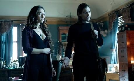 Wait, what?! - The Magicians Season 2 Episode 12