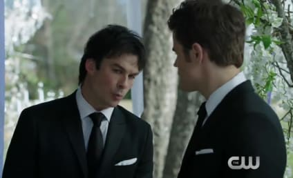 The Vampire Diaries Sneak Peek: Who Attends the Wedding?!?