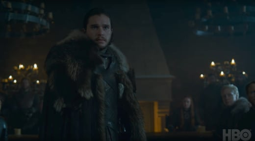Jon Snow Is Ready for War - Game of Thrones