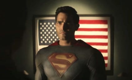 Tyler Hoechlin Responds to THAT Superman & Lois Reveal