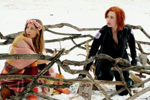 Wynonna Earp Season 2 Episode 11 Review: Gone as a Girl Can Get - TV Fanatic