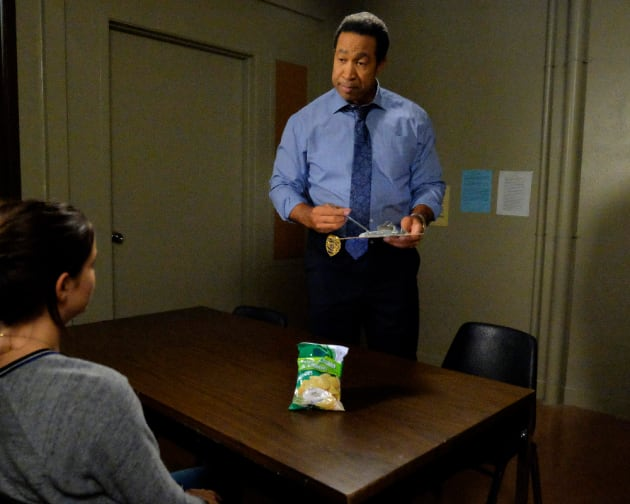 The Interrogation- The Fosters Season 4 Episode 12