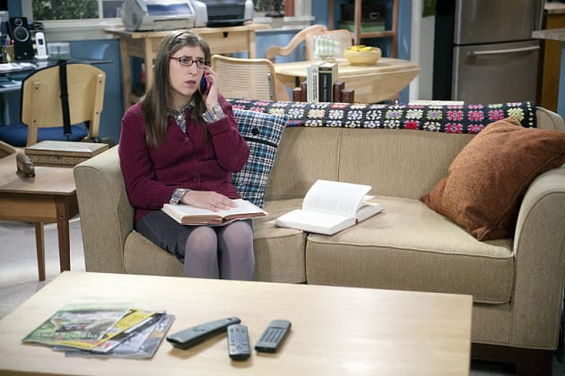 Good for You, Amy - The Big Bang Theory Season 9 Episode 1