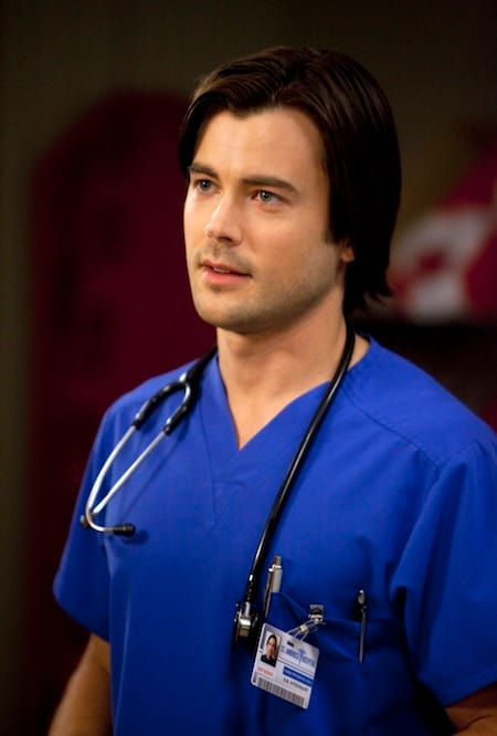 Matt Long as a New Doctor