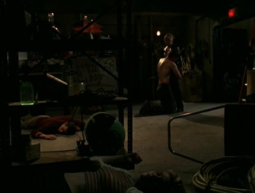 To The Rescue - Buffy the Vampire Slayer Season 3 Episode 4
