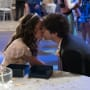 Prom Kiss - The Fosters Season 5 Episode 9