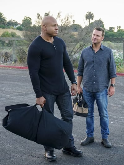 Waterfront Investigation - NCIS: Los Angeles Season 9 Episode 3