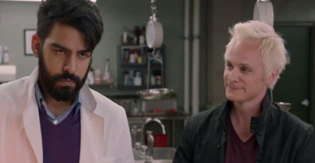 Annoyed Ravi