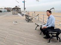 Joe Sits Alone