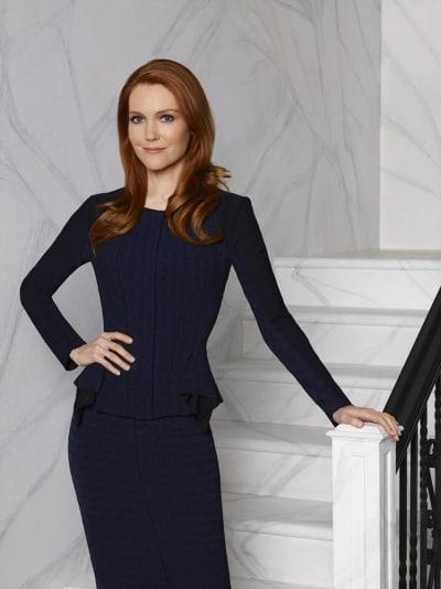 Darby Stanchfield as Abby Whelan Season 4 - Scandal