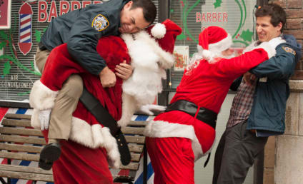 Brooklyn Nine-Nine Review: Watching Safe House in a Safe House